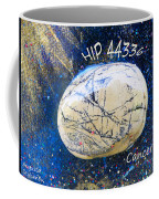Barack Obama Star Coffee Mug by Augusta Stylianou