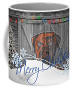 Cleveland Browns Coffee Mug