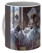 Dancers Coffee Mug