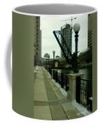 Kinzie Street Bridge Coffee Mug