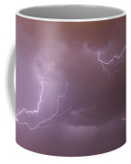 Nebraska Cells Redevloping Over South Central Nebraska Coffee Mug