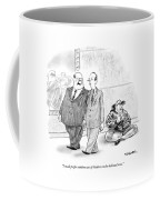I Much Prefer Random Acts Of Kindness Coffee Mug