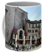 Views Of Split Croatia Coffee Mug