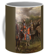 1400s Henry V Of England Speaking Coffee Mug