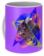 1422 Abstract Thought Coffee Mug