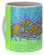 1455 Abstract Thought Coffee Mug
