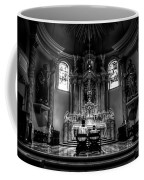 Church Of Saint Agnes Coffee Mug