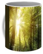 Forest Light Coffee Mug