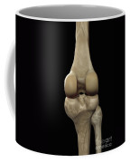 Knee Bones Right Coffee Mug