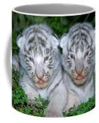 Tigre Blanc Panthera Tigris Coffee Mug