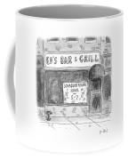 New Yorker November 14th, 2016 Coffee Mug