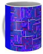 1527 Abstract Thought Coffee Mug