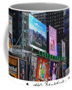 1540 Broadway Coffee Mug