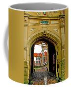 1540 Entrance To Enkhuizen-netherlands Coffee Mug
