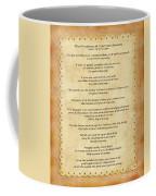 159- The Paradoxical Commandments Coffee Mug
