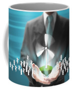Business Abstract Coffee Mug