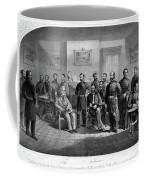 Lee's Surrender, 1865 Coffee Mug