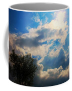 More Strong Cells Moving Over South Central Nebraska Coffee Mug