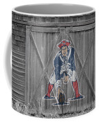 New England Patriots Coffee Mug by Joe Hamilton