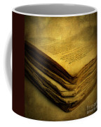 Old Book Coffee Mug