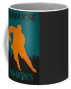 San Jose Sharks Coffee Mug