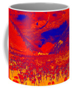 Space Landscape Coffee Mug