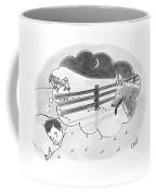 New Yorker April 2nd, 2007 Coffee Mug