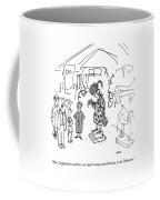 Mrs. Pepperkorn And Her Cat Made Many Coffee Mug