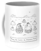 Rising Sea Levels - An Alternative Theory Coffee Mug