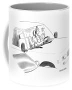 New Yorker January 8th, 2007 Coffee Mug