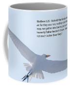 Soaring Heron Coffee Mug