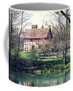 1600's English Home Coffee Mug