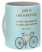 162- Albert Einstein Coffee Mug