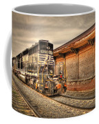 Locomotive 1637 Norfork Southern Coffee Mug