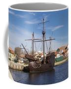16th Century Ship Coffee Mug