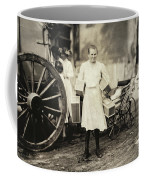 Hine Home Industry, 1912 Coffee Mug