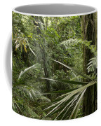 Jungle Leaves Coffee Mug