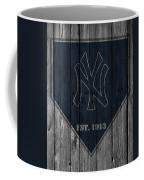 New York Yankees Coffee Mug