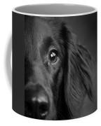 Portrait Of A Mixed Dog Coffee Mug
