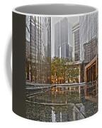 Skyline Of Uptown Charlotte North Carolina Coffee Mug