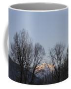 Snow-capped Mountain Coffee Mug