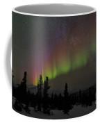 The Aurora Borealis Coffee Mug