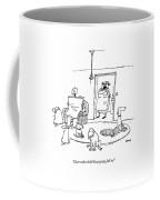 Close-order Drill! Everybody Fall In! Coffee Mug