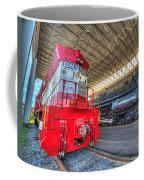 1776 And 1218 Locomotives Norfolk And Western Coffee Mug