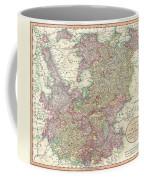 1799 Cary Map Of The Upper And Lower Rhine Coffee Mug