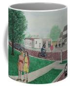 17th And Hutchins Street Portsmouth Ohio Coffee Mug