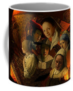 17th Century Maidens Coffee Mug