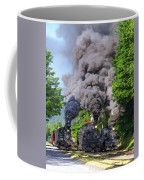 Cass Scenic Railroad Coffee Mug