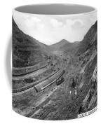 Panama Canal, C1910 Coffee Mug