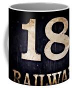18 Railway Coffee Mug